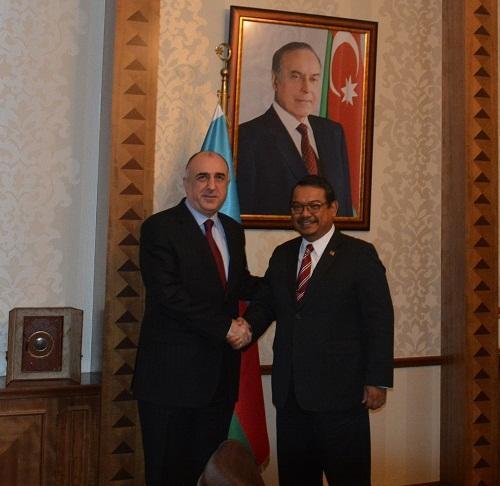 Azerbaijan, Malaysia hail political dialogue