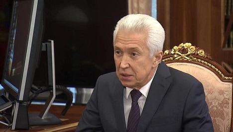 پوتین داغیستانا رهبر تعیین ائتدی - فوتو