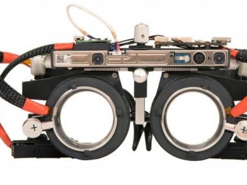 باخدیغینیز نقطهیه آوتوماتیک فوکوسلاناجاق - عقللی عینک