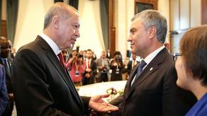 Rusiya: Bizim var, Türkiyə də dostluq qrupu yaradacaq