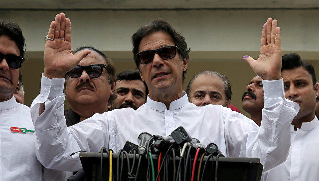 Pakistan Azərbaycanın yanındadır – İmran Xan