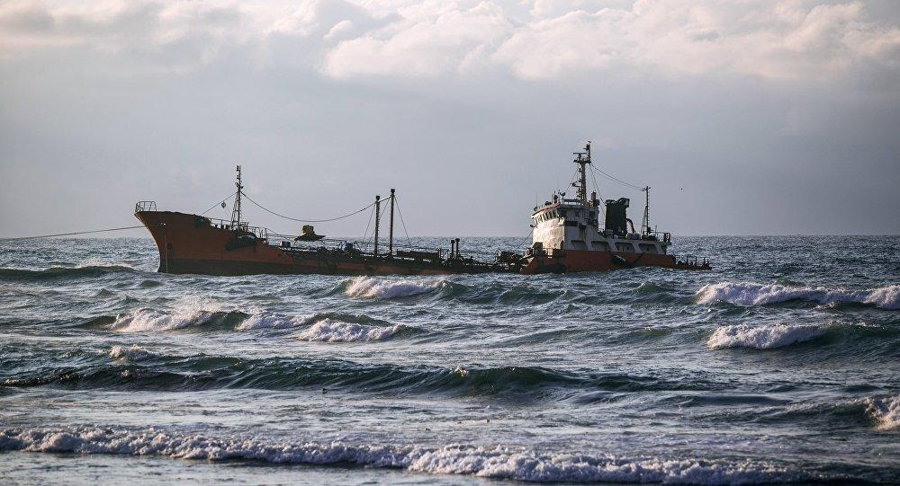 Судно с грузинскими моряками пропало у берегов Африки