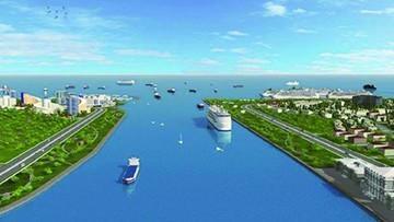 """Турция готова к строительству канала """"Стамбул"""""""