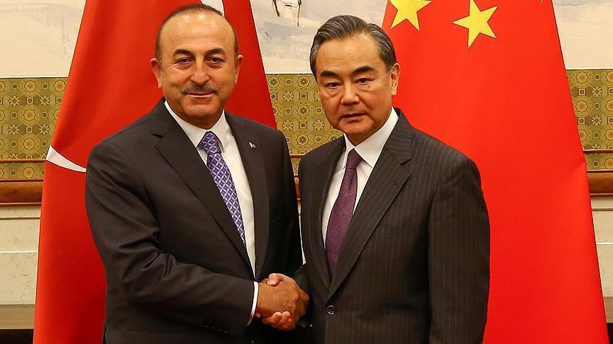 Китай вновь заявил о поддержке Турции