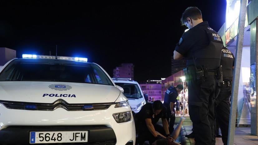 ایسپانییادا باردا آتیشما: اؤلن و یارالانانلار وار