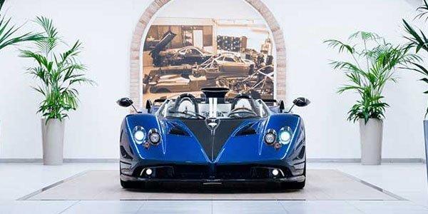 Dünyanın ən bahalı avtomobili: 17,5 milyon dollar - Foto