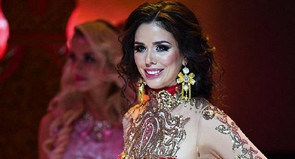 Rusiyanın ən gözəl evli qadını seçildi - Foto