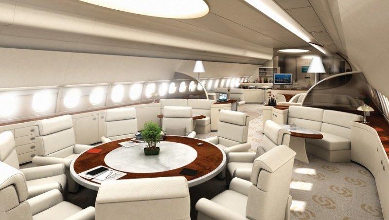Причуды богатых пассажиров в самолетах