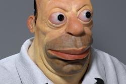 «Живой» Гомер испугал создателя «Симпсонов»