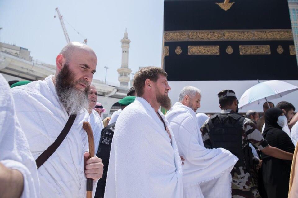 Кадыров прибыл в Саудовскую Аравию на встречу с королем