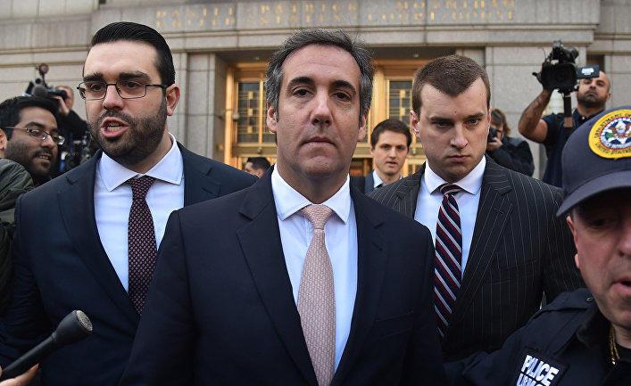 Адвокат сел. Трампу грозит импичмент