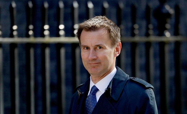 Глава МИД Британии поборется за пост Мэй