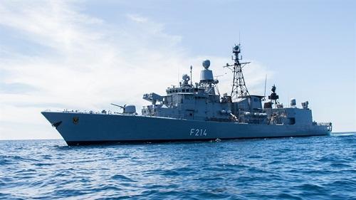 Türk gəmisinə müdaxiləyə Almaniyadan - Reaksiya