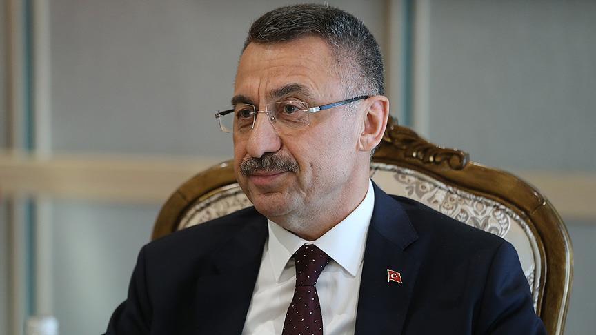Эрдоган передал полномочия Фуату Октаю