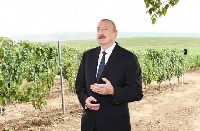 Prezidentə yazırlar: Xankəndi, Şuşa, Laçın....