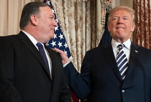 Trump's instruction for Pompeo about Iran - Mass Media