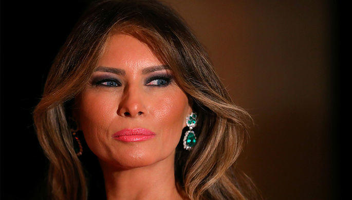 Melania Trump: It was an honor to be the first lady