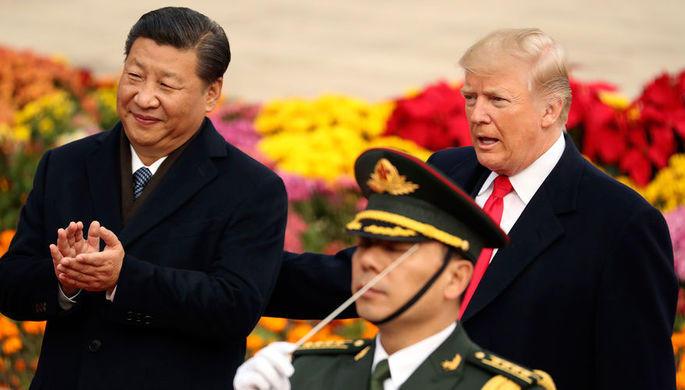 Китай планирует спасти мир от США