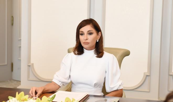 Mehriban Aliyeva congratulated Dariga Nazarbayeva