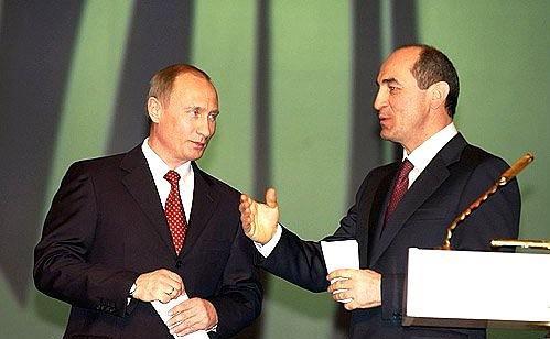 Удар в спину Путину: что сделал Кочарян