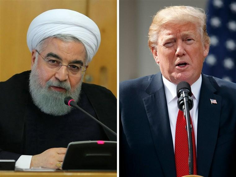 Iran says no to Trump-Rouhani meeting at UN