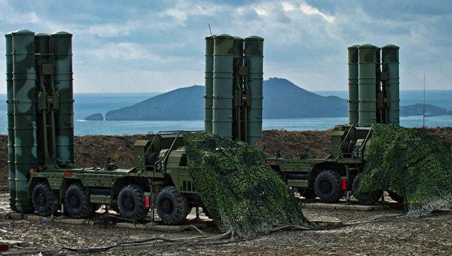 ۱۳ اؤلکه روسییادان اس-۴۰۰ ایستییر – آمریکا کشفیاتی