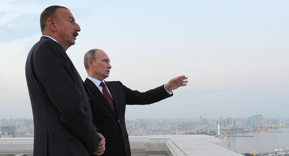 О роли Путина и Алиева в развитии Каспийского бассейна