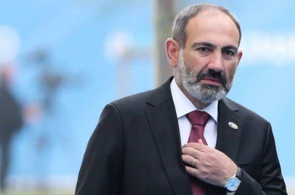 I got coronavirus from a waiter - Pashinyan