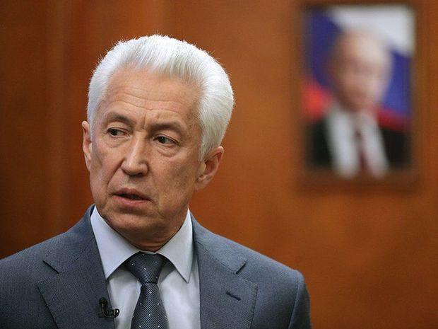 Экстренно госпитализирован глава Дагестана