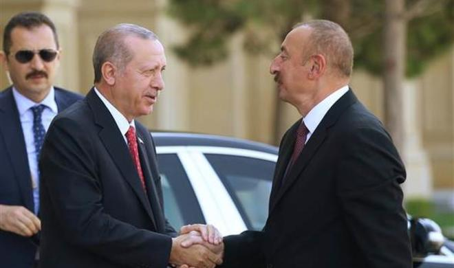 Erdogan supported us from the first day - Ilham Aliyev