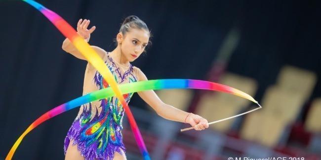 Moskvada gimnastımızdan böyük uğur