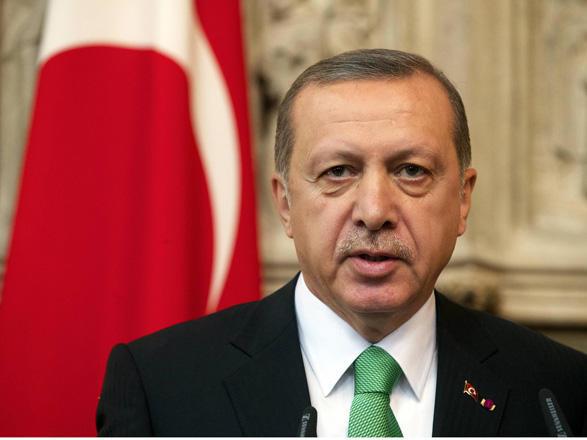 Эрдоган направил Ильхаму Алиеву письмо