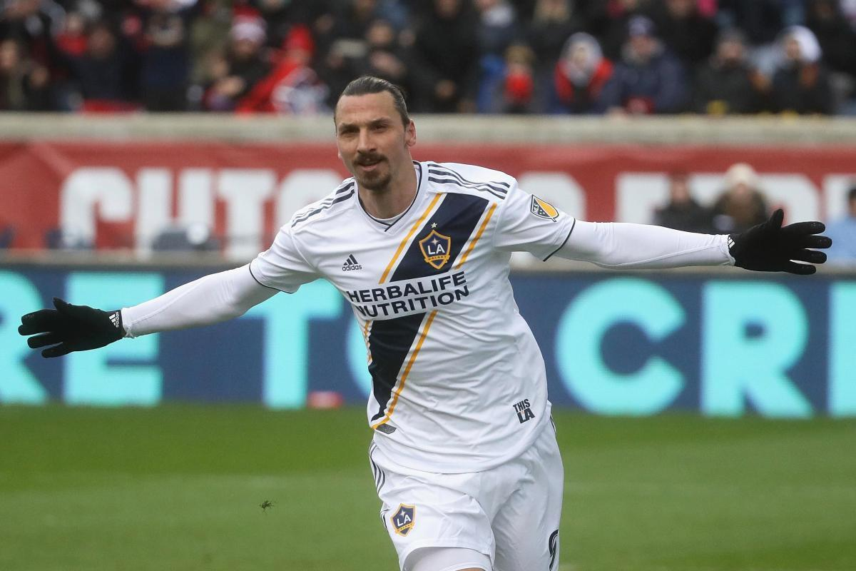 Zlatan Ibrahimovic leaves LA Galaxy