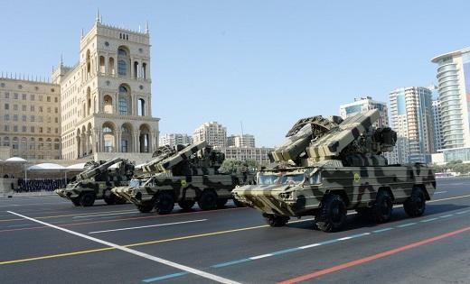 Azərbaycan Ordusunun gücü... - Tixanski