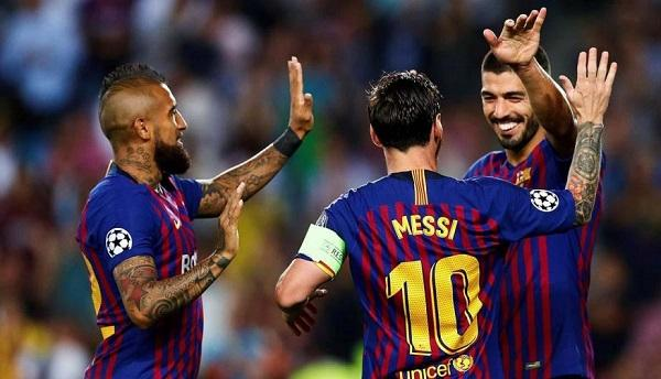 Barcelona beat Sevilla