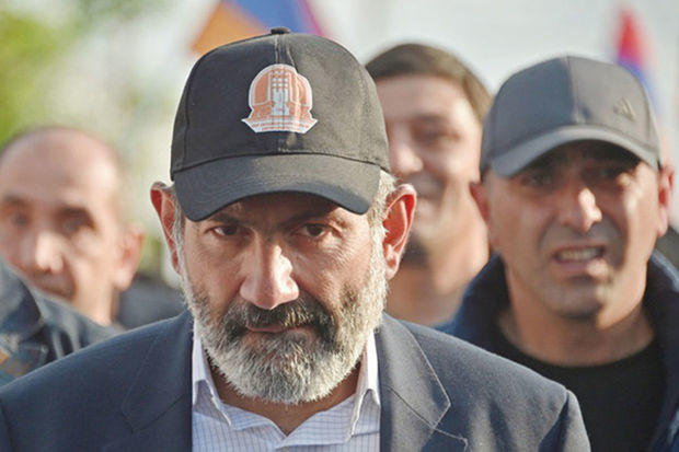Pashinyan arrested another former minister