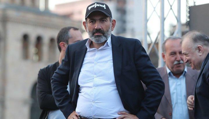 Пашинян об отставке Ванецяна: Это неуважение