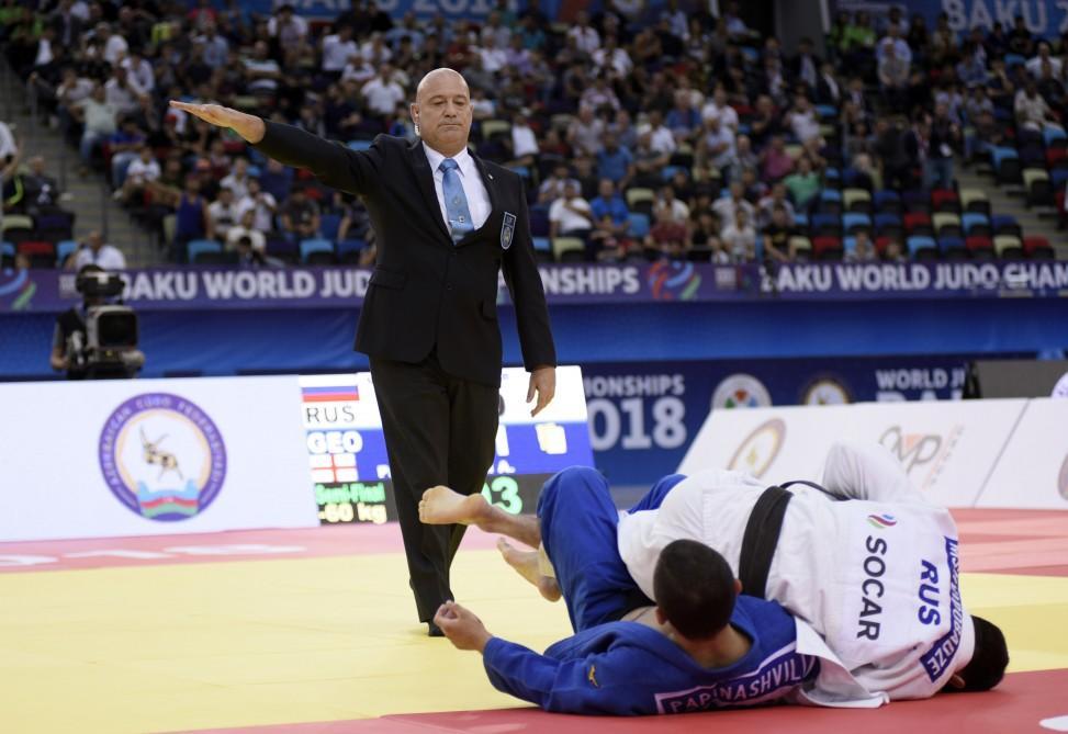 Bakıda dünya çempionatının ilk günü - Kimlər medal qazandı?