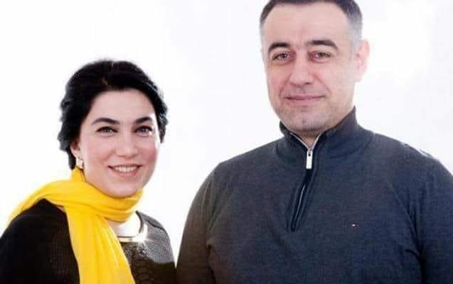 Sevil Nuriyeva həyat yoldaşı haqda: Sənə söz verirəm...