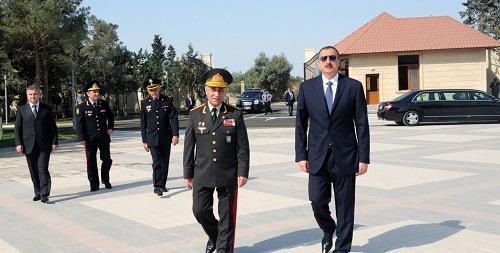 President awarded  to Ramil Usubov a medal -