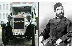 Qafqazda ilk BMV-nin sahibi - Foto