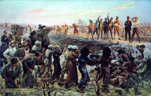 Роль Микояна в расстреле 26 Бакинских комиссаров