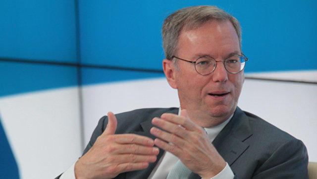 Экс-глава Google предсказал раздвоение интернета