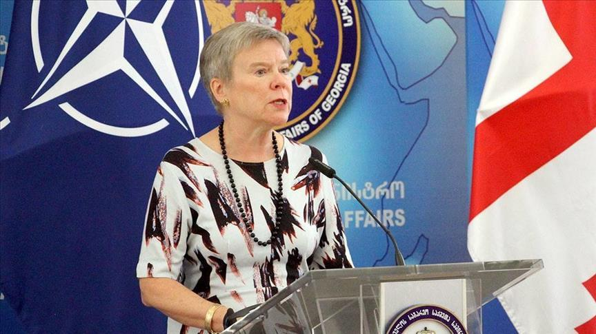 НАТО призвал Россию покинуть Грузию