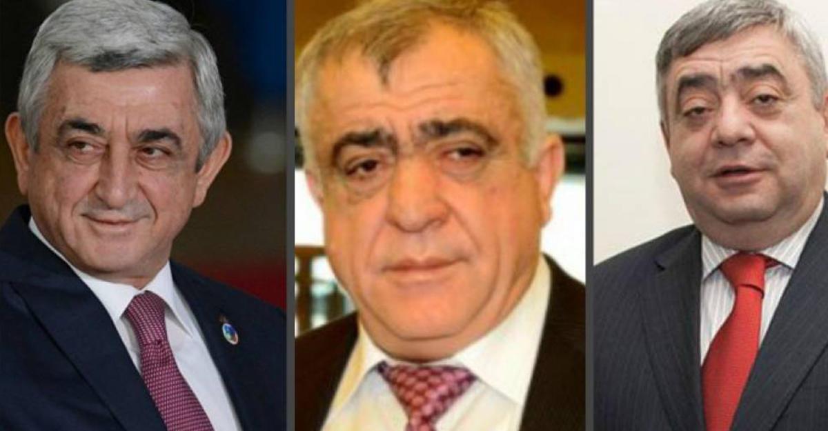 Как «невыездные» братья Саргсяна оказались в Ливане?