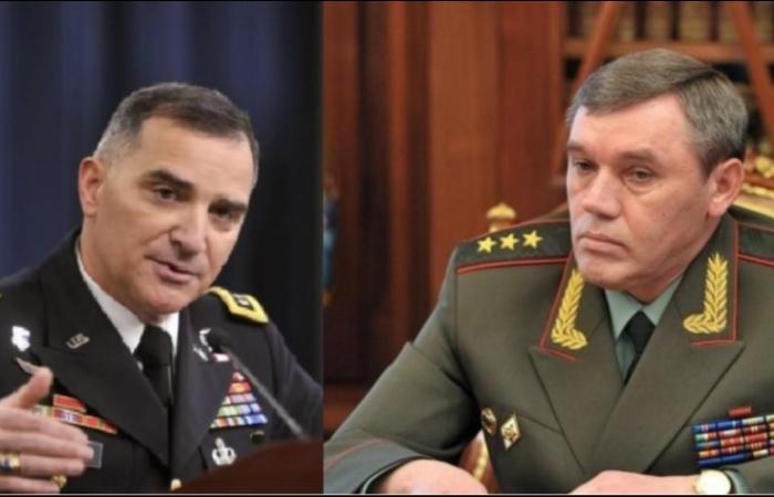 В Баку завтра встречаются Герасимов и Скапаротти