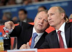 Russian President to watch world championship