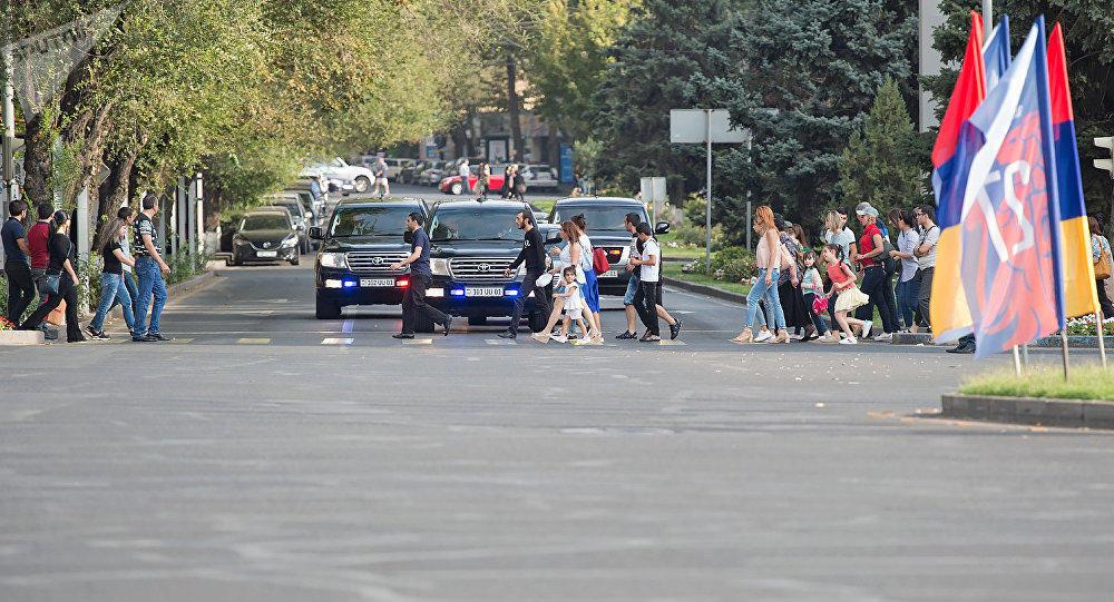 Ереван выбирает мэра