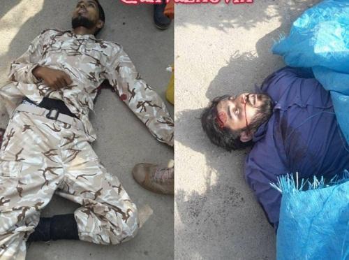 İran Əhvaz teraktını təşkil edənləri yaxaladı