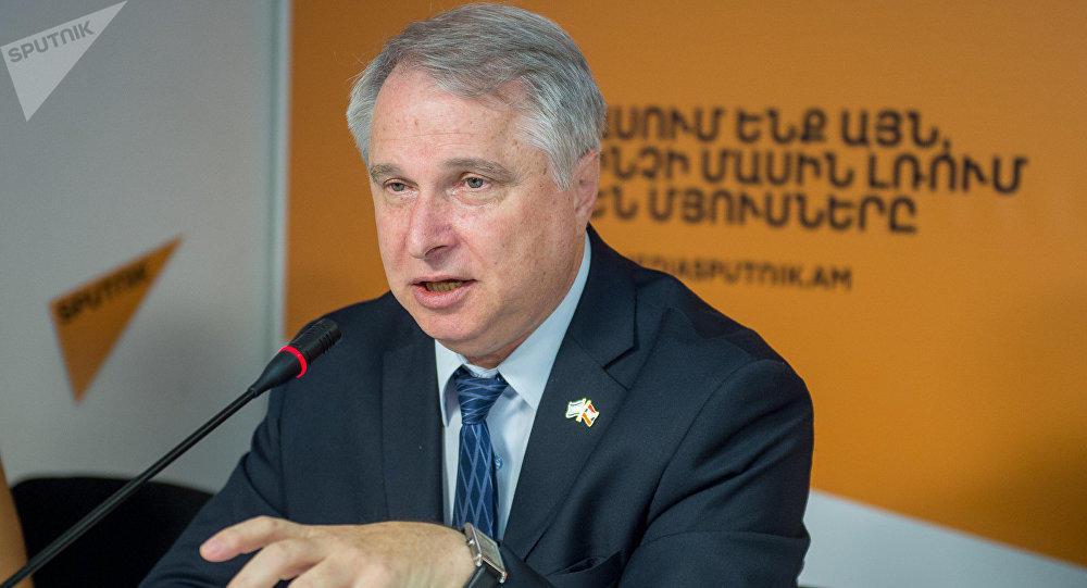 Цинкер о выборах в Ереване: полиции есть над чем работать